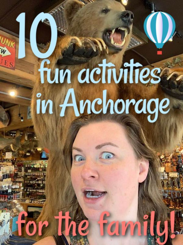 anchorage with kids