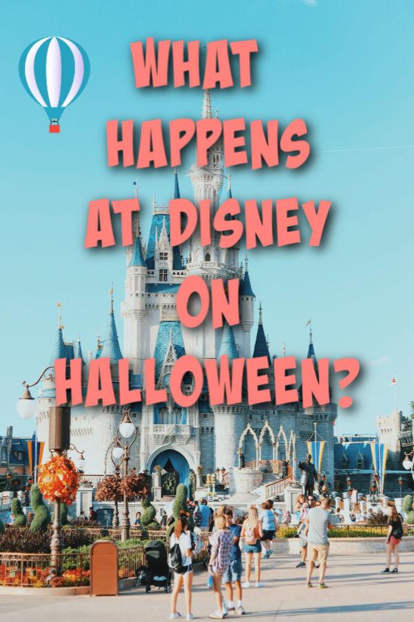 halloween at disney world