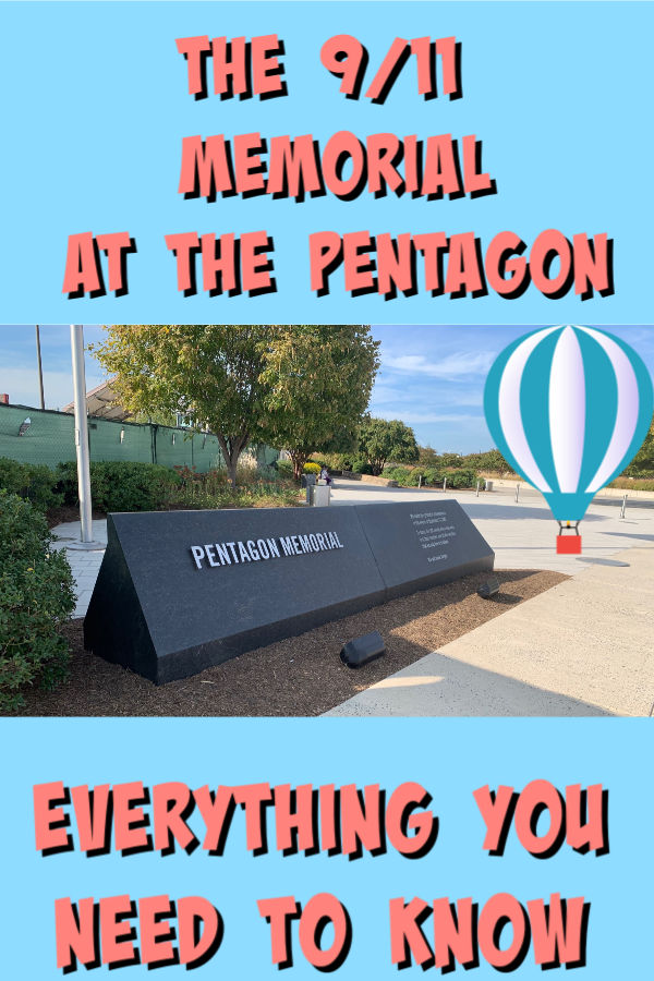 9/11 memorial at the pentagon graphic
