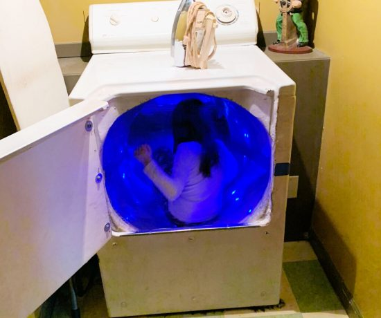 dryer at meow wolf