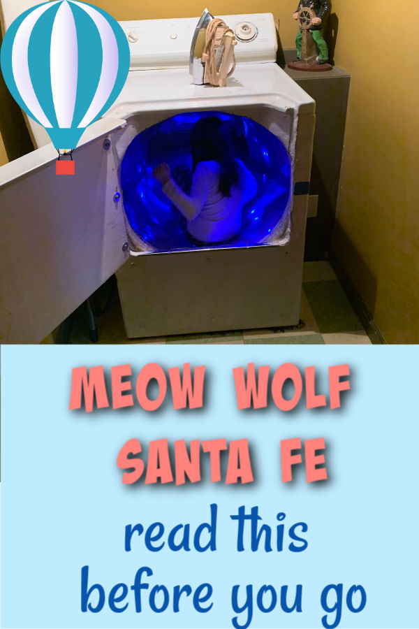 meow wolf house of eternal return graphic