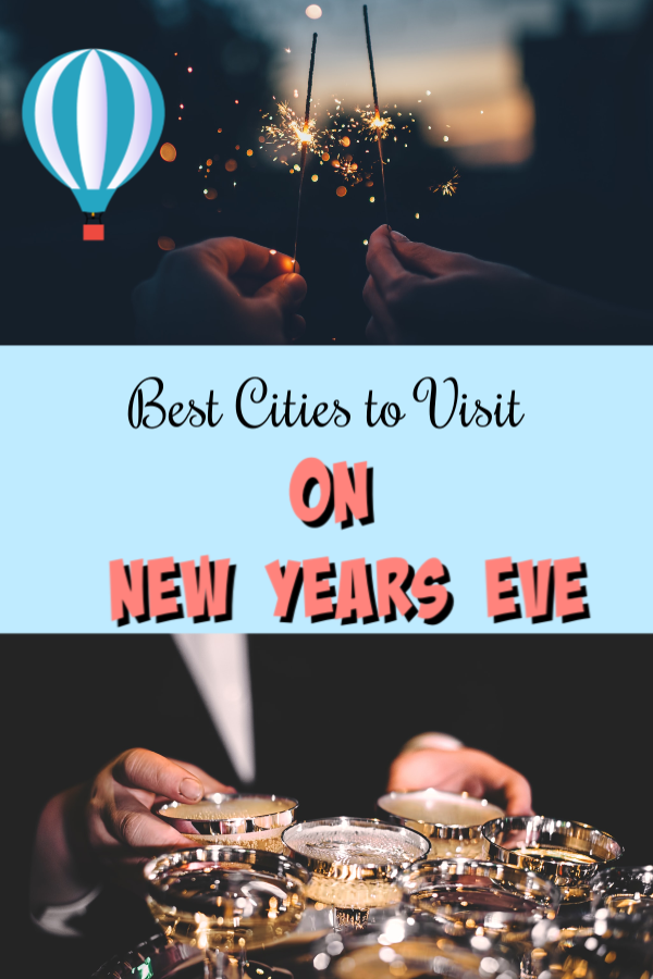 top new years eve cities graphic