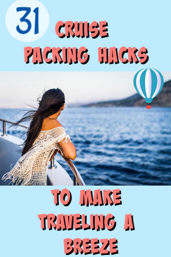 cruise packing hacks