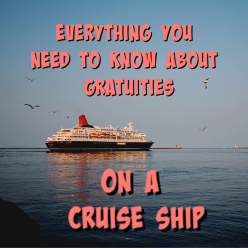 cruise ship tipping