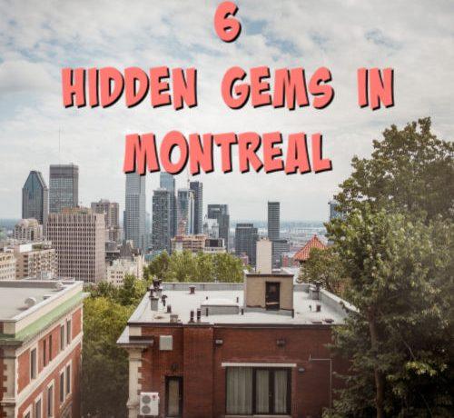6 hidden gems in montreal
