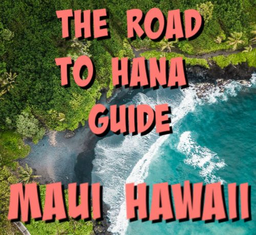 road to hana guide in maui