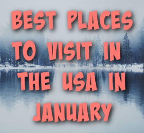 january visit usa