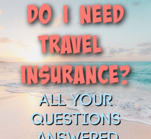 do i need travel insurance