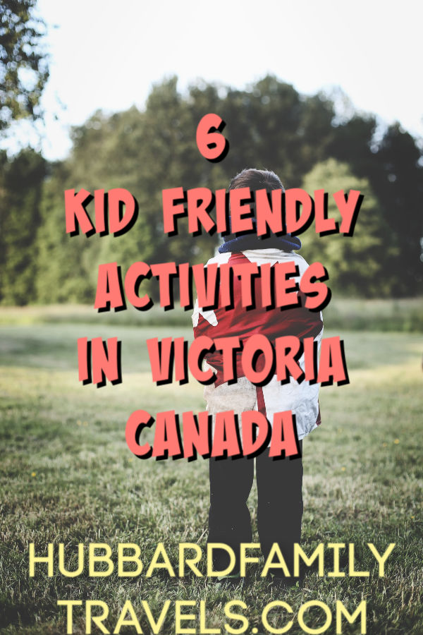 Things to do in victoria graphic