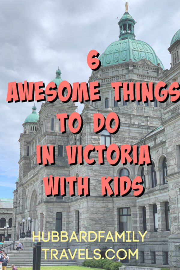 Victoria with kids graphic