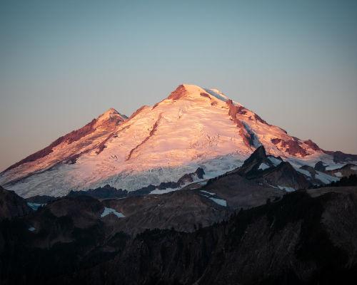Vesper peak trail