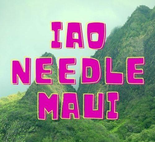 iao needle maui