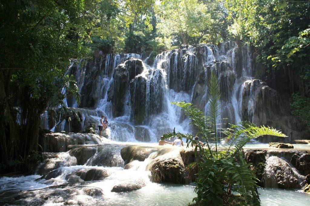 Tapijulapa waterfalls