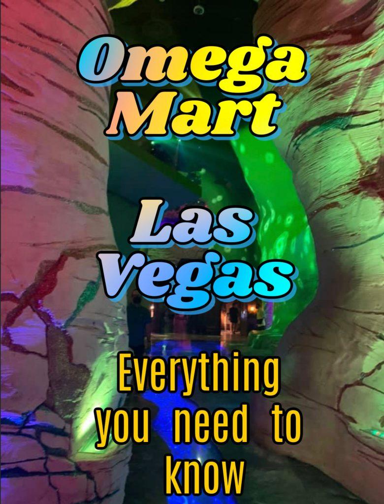 Omega Mart Las Vegas.